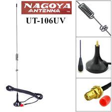 NEW SMA-F UHF+VHF Magnetic Vehicle-mounted Antenna for Radio UV-5R UV-5RA UV-5RB