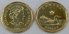 Kanada / Canada 1 Dollar 2012 p1255 unz.