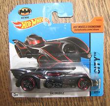 New Hot Wheels BATMOBILE DC Comics Batman Car
