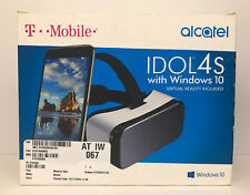 Alcatel IDOL4S, T-Mobile, Windows 10 W/ Virtual Reality VR Headset
