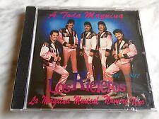Los Rieleros Del Norte A Toda Maquina CD SEALED! 1995 Canada Import RARO! NUEVO!