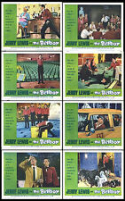 THE BELLBOY original lobby card set JERRY LEWIS 11x14 movie posters
