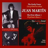 JUAN MARTIN - THE EARLY YEARS  CD NEU