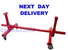 900kg Mobile Axle Stands Car Mover Movable Car Jacks Engine Cradle Turntable