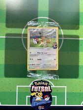 Pokemon Eevee England Futsal Promo Card, 002/005. U.K. Exclusive.