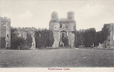 Overgrown Gatehouse & Front, Herstmonceux Castle, Nr HAILSHAM, Sussex