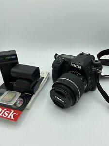 PENTAX K-5 IIs 16.3MP Digital SLR Camera (18-55mm Kit Lens)