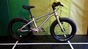 """EARLY RIDERSeeker 16""""Bici  bimbo usata come nuova"""