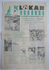 Orig.PRG   IFC  1990  BOHEMIANS PRAG/KAISERSLAUTERN/COTTBUS/MALMÖ  !!  SELTEN