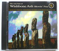 WISHBONE ASH - Blowin' free - The very best of Wishbone Ash - CD