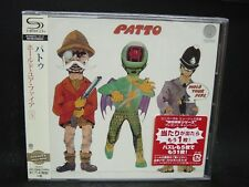 PATTO Hold Your Fire + 3 JAPAN SHM CD Tempest Timebox Boxer Rutles Spooky Tooth