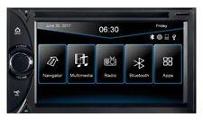 ESX VN630D 2-DIN Doppel DIN Navigation Radio Bluetooth USB Touchscreen KFZ Auto