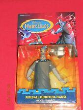 "Disney's Hercules ""FIREBALL SHOOTING HADES"" Action Figure 1997 Mattel"