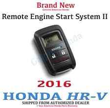 Genuine OEM Honda HR-V (LX) (NON-START) Remote Engine Start System II 2016