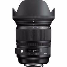 SIGMA 24-105mm F4 DG OS HSM TO SUIT CANON MOUNT DIGITAL SLR & SANDISK 32GB SD