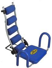 Abdominal Trainer Exerciser 5 Minute Workout Machine Massage Fat Burner 6 Pack