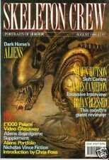 Skeleton Crew - Portraits of Horror Vol.2 # 2 (UK,1990)