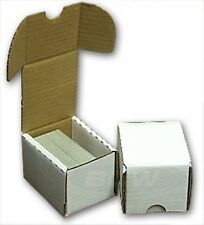 100 BCW Storage Boxes (100 Count)     FREE SHIPPING