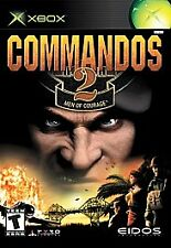 Commandos 2-Men of Courage X BOX Action / Adventure (Video Game)