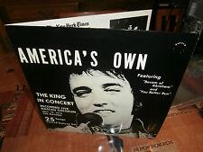 "elvis presley""america's own""nassau 1975 dble.lp12""geneva:gen01-rare japon."