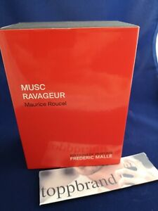 Frederic Malle Musc Ravageur EDP  3.4 fl oz / 100ml Women  * NEW *