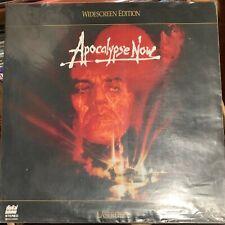 Apocalypse Now / widescreen - Laserdisc Buy 6 for free shipping