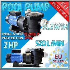 Pompa Swim per filtraggio della piscina 1500 W con filtro IPX5 GLS ALL ITALY