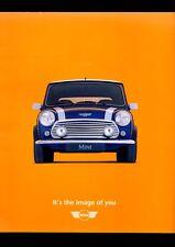 Rover Mini < > folleto/catálogo de 1995 (brochure)