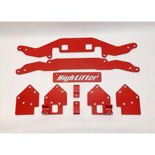 "5"" Adjustable Lift Kit  Polaris 900 RZR XP, XP ""4"" (11-14) Red PLK900RZR-51"