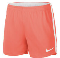 Women's Nike Coral Academy Soccer Performance Shorts Size Small