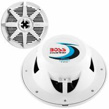 Boss Marine MR62W casse nautiche bianche 200W con Cloth Surround art. 240-3590