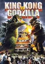 KING KONG VS. GODZILLA (DVD)