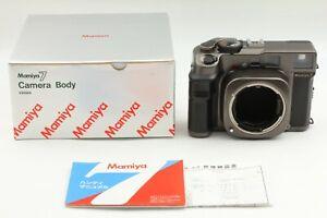 CLA'd【N MINT+ in Box】Mamiya 7 MF Rangefinder Film Camera Body Only by DHL JAPAN