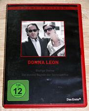 Donna Leon - Blutige Steine / Die dunkle Stunde der Serenissima (2011) DVD, gebr