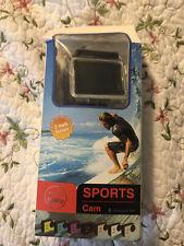 "NZACE 1080p Sports Action Camera Waterproof Ultra HD Video Camera 2"" screen"