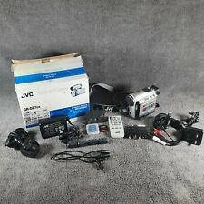 JVC GR-DZ7EK Mini DV Camcorder and Accessories Working in Very Good Condition