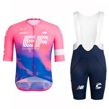 EF Cycling Jersey bib shrots Cycling Short Sleeve Jersey