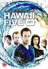 Hawaii Five - O (2010): Seasons 1, 2, 3, 4 & 5 DVD BOX SET New & Sealed
