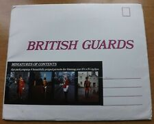 Set of 4 Collectable Guards Pictures Suitable for Framing