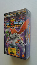 BRAND NEW Sealed Invizimals: Shadow Zone With Camera For The PSP (Sony PSP, 2011