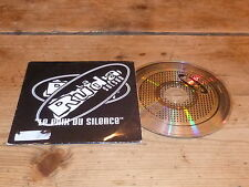 LA RUDA SALSKA - LA PAIX DU SILENCE!!!!!RARE FRENCH PROMO CD !!!!!