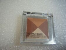 BODY SHOP MATTE & SHIMMER CHEEK COLOUR BLUSH 02 - RARE - NEW - SEALED - REC POST
