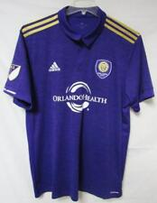 Orlando City SC Ricardo Kaka #10 Men's Size Medium Adidas Home Jersey A1 262