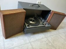 RARE Vintage Philco Ford Solid State Stereo Model R-1578 Portable Record Player