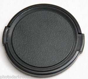 62mm Plastic Lens Cap - Generic - 62Ø Snap-on - NEW Bulk Stock C518