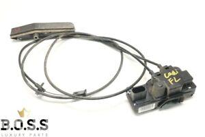 2004-09 Cadillac XLR Front Driver Left Door Lock Latch Actuator w/ Handle OEM