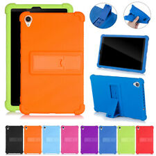 Case For Lenovo Tab M8 FHD TB-8705F Stand Soft Silicone Tablet Cover For TB-8505