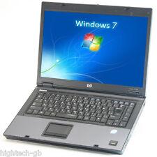 Fast HP Compaq 6710b Laptop Intel Core 2 Duo  3 GB RAM 160 GB HDD WINDOWS 7