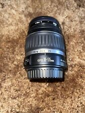 Canon EF-S 18-55mm f/3.5-5.6 II non-IS Lens (9)