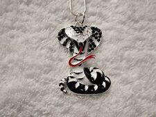 King Cobra Serpiente encanto collar + Regalo no deseado Grande Bolsa